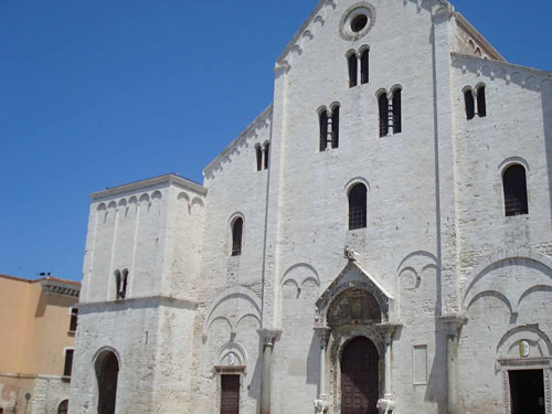 basilica san nicola bari foto
